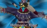Hyrule Warriors Legends Helmaroc King Helmaroc Plume (Battle Intro)
