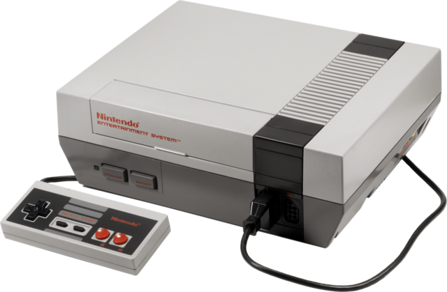 File:Nintendo Entertainment System.png