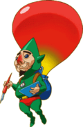Tingle (Oracle of Ages)