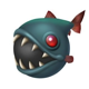 Hyrule Warriors Legends Food Bomb Fish (Weird Food).png