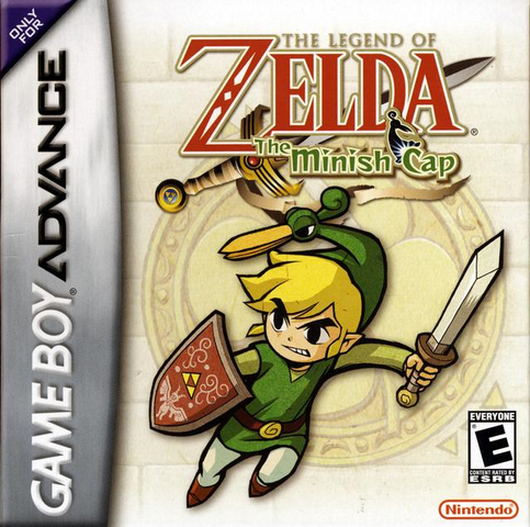 File:The Legend of Zelda - The Minish Cap (North America).png