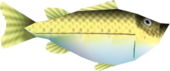 Ocarina of Time Fish Bass (Render)