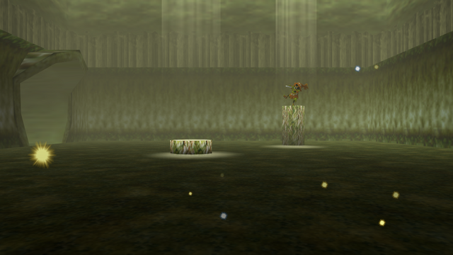 File:Lost Woods (Ocarina of Time).png