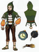 Twilight Princess Artwork Purlo (Concept Art)
