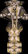 Skyward Sword Guardian Mace Guadian - Inactive (Render)