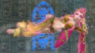 Hyrule Warriors Great Fairy Great Fountain Fairy (Victory Cutscene)
