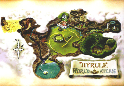 Hyrule (Location) - Giant Bomb