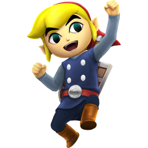 File:Hyrule Warriors Legends Toon Link (Engineer's Clothes) Standard Outfit (Grand Travel).png