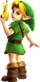 Young Link (Hyrule Warriors)