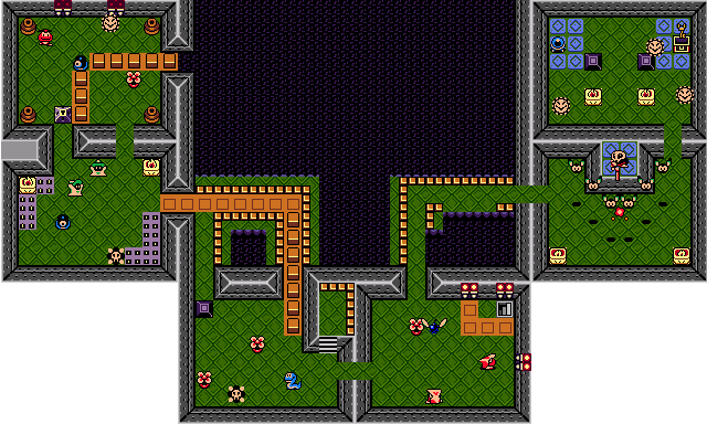 File:Eagle's Tower (Third Floor - Before).png