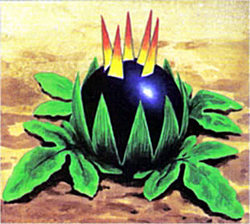 Bomb Flower Artwork (Ocarina of Time)