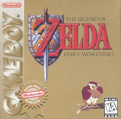 File:The Legend of Zelda - Link's Awakening (Player's Choice).png