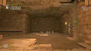 Underground Target Practice Alternate Area