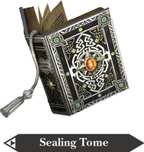 File:Hyrule Warriors Book of Sorcery Sealing Tome (Render).png