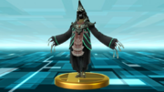Super Smash Bros. for Wii U Usurper King of Twilight Zant (Twilight Princess) Zant (Trophy)