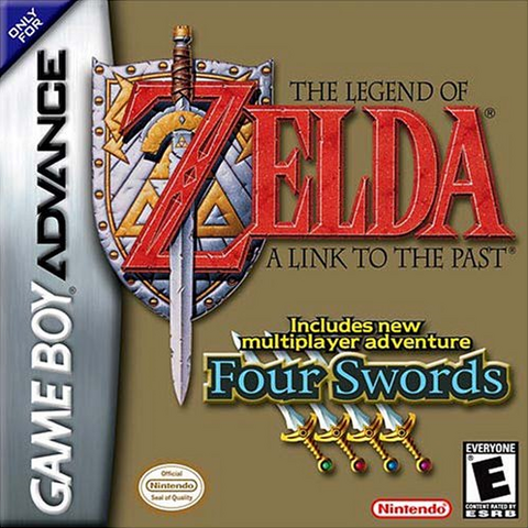 File:The Legend of Zelda - A Link to the Past & Four Swords (North America).png