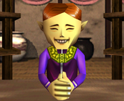 Happy Mask Salesman (Ocarina of Time)
