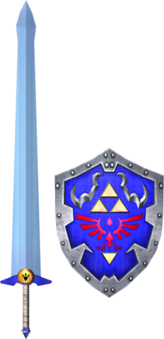 File:Biggoron's Sword and Hylian Shield (Soul Calibur II).png