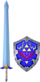 Biggoron's Sword and Hylian Shield (Soul Calibur II).png