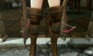 Hyrule Warriors Legends Linkle's Tale Linkle's Thighhigh Boots (Cutscene)
