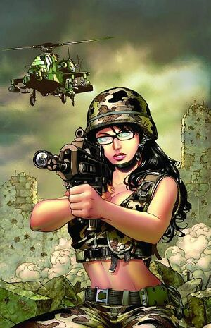 Grimm Fairy Tales Wounded Warriors Special Vol 1 1-PA