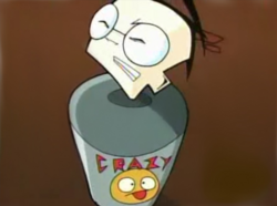 Crazy bucket