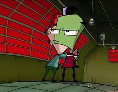 Zim and keef relationship
