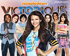Victorious Wikia recommendation