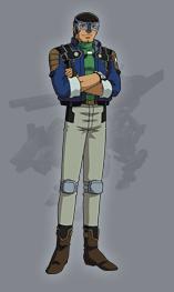 Character helmut