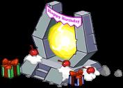 Birthday Portal