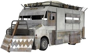Armored bus