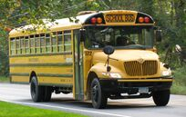 ICCE First Student Wallkill School Bus