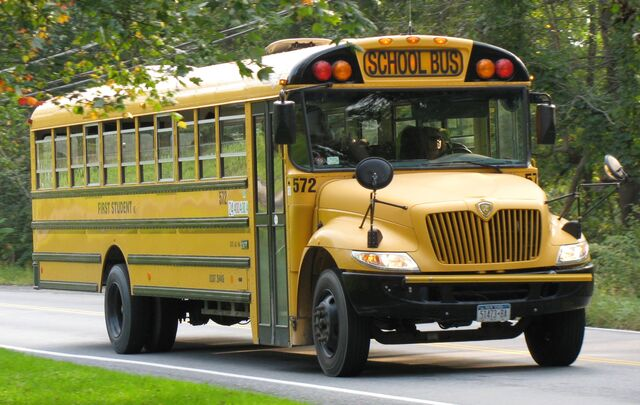 File:ICCE First Student Wallkill School Bus.jpg