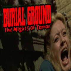 Burial Ground Screaming Advertisment