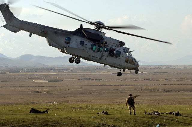 File:French Army Cougar helicopter- Afghanistan.jpg