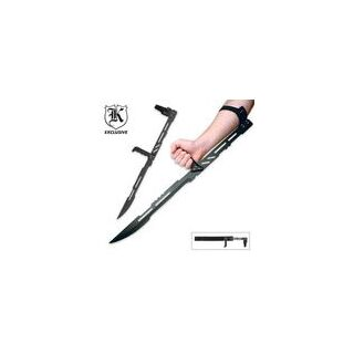 A weird Tonfa-Style Blade.