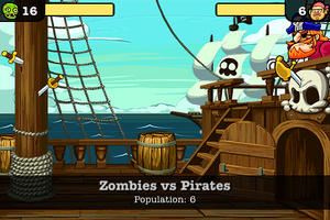 Invasion Pirates 2