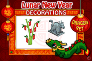 Lunar new Year Loading Screen