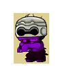 Robo Zombie Purple