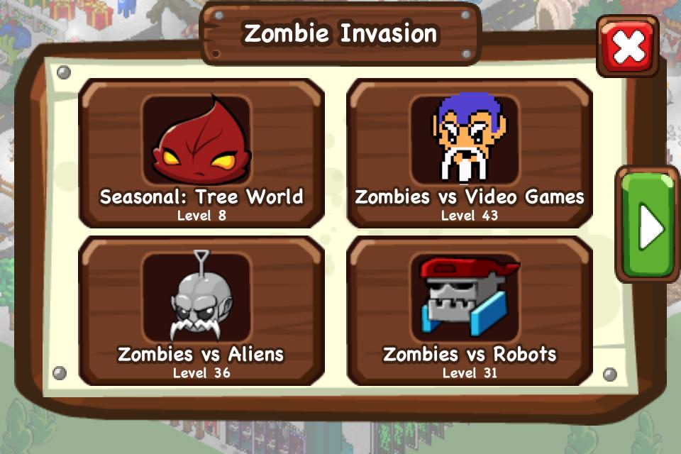 zombie farm game  free