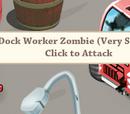 Dock Worker Zombie
