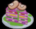 Finger Crepe Cake