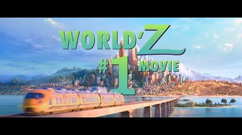 Zootopia is the World'z 1 Movie! - In Theatres NOW!