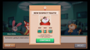 """New Suspect Traits (Merle) - Cheek Pouches, Sunflower Soda Drinker and 1.25"""" Hind Paws"""