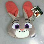 Zootopia bunny judy fox nick fennec finnick cheetah benjamin clawhauser wallet 7