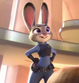 Personality-Judy