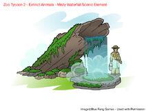 ZT2 EA - Misty Waterfall