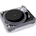 DJGear Turntable-icon