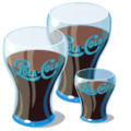Pola Cola Glasses-icon