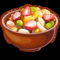 Smoothie Bowl of Fruit-icon